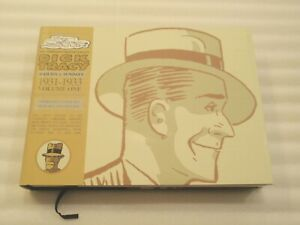Chester Gould / Dick Tracy Volume 1 1931-1933 4th Printing 2013 FREE SHIPPING!