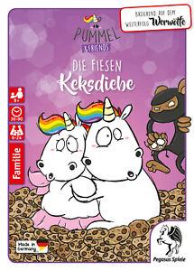 Pummel & Friends: Die fiesen Keksdiebe (18206G), Werwölfe, Pummeleinhorn, NEU