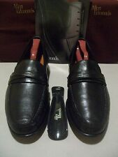 New 1st Quality Allen Edmonds Bergamo 8.5 B black