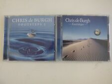 2x Chris de Burgh - Footsteps Vol. 1 + 2 - CD