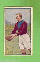 1920  FITZROY  AUSTRALIAN FOOTBALLERS MAGPIE CIGARETTE  CARD - G.  RATTRAY