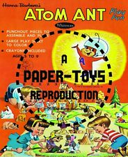 Vintage Reprint - 1966 Atom Ant Play Fun - Reproduction