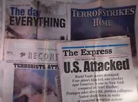 911 Newspapers Clippings Pennsylvania