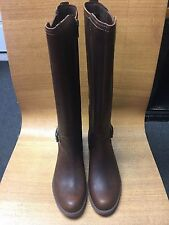 Timberland Women's Brown Knee-High Boots Size 6.5 Anti Fatigue