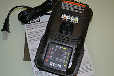 New 18v Ryobi P118 Lithium Battery Charger for 18 volt P102 P100 P103 P104 P107