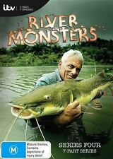 River Monsters Series - Season 4 : NEW DVD