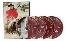 NEW & Sealed John Lyons Best Start for The Unbroke Horse Training 4 DVD set
