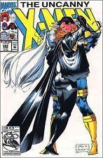 The Uncanny X-Men #289 comic book Storm Forge Bishop Iceman
