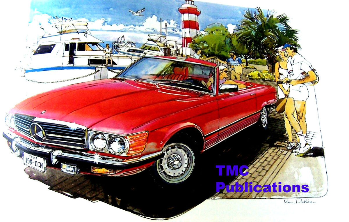 Mainecoon_red Mercedes Manuals
