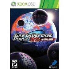 Earth Defense Force 2025 (Microsoft Xbox 360, 2014)