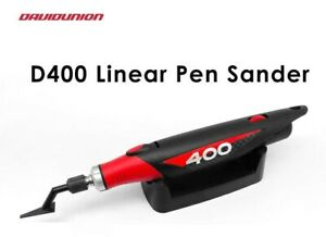 D400: David Union: D400 Lateral Pen Sander for Hobbyist