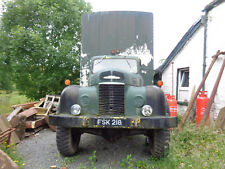 barn find 1954 Commer Q4 Camper Truck 4x4 , Amazing space glam-ping vehicle