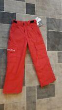 Billabong Snowboardhose Typ Fringe, Farbe Fire Red, Kinder, Größe 12 = 146 / 150