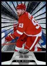 2011-12 Certified Hot Box Johan Franzen #138