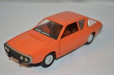 Pilen 341 Renault 17 TS orange 1:43 in perfect mint condition