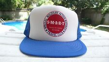 SMART SPECIAL MILITARY ACTIVE -RETIRED TRAVEL CLUB HAT