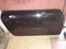 Audi TT 8N Tür vorne rechts Schwarz LY9B