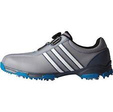 Adidas Mens 360 Traxion Boa Onix/Blue F33448 Size 9.5 Medium