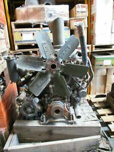 Detroit Diesel 6V53 Diesel Engine Used  Short Block 6 Cylinder