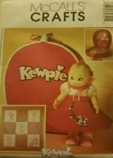 kewpie Doll clothes and accessories pattern