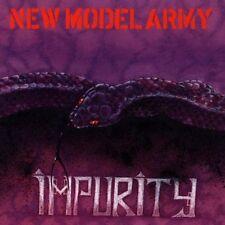 CD Album New Model Army : Impurity  (Mini LP Style Card Case) *NEW*