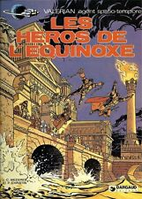 DESSIN ORIGINAL + J.C MEZIERES + CHRISTIN + VALERIAN LES HÉROS DE L'ÉQUINOXE