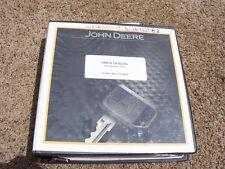 John Deere 710J Backhoe Loader Parts Catalog Manual PC10007