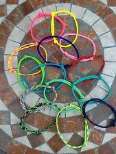 Welpen Welpenaufzuchtbänder Welpenhalbänder Band 10 verschiedene Farben