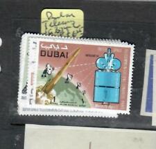 DUBAI (P1708B)  TELECOMS  SG 374-6   MNH