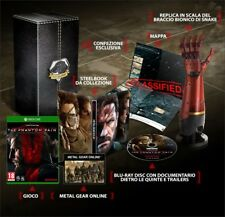 METAL GEAR SOLID V THE PHANTOM PAIN COLLECTOR'S EDITION XBOX ONE ITA NUOVO