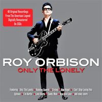 ROY ORBISON - ONLY THE LONELY - 40 ORIGINAL RECORDINGS (NEW SEALED 2CD) Digipak