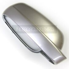 VW GOLF MK4 BORA PASSAT REFLEX SILVER RIGHT DRIVERS DOOR WING MIRROR COVER CAP