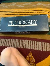Pictionary The Game of Quick Draw First Edition