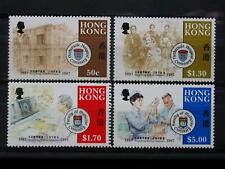 HONG KONG '1987 **MNH 514/17 YT 10 EUR HEALTH,MEDICINE,NETHERSOLE HOSPITAL,SANTE