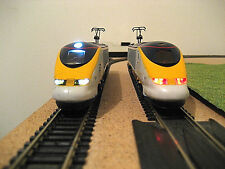 NOUVEAUTEE éclairage inversé blanC & rouge TGV EUROSTAR JOUEF neuf