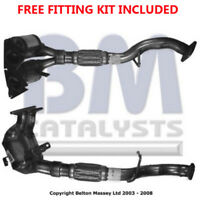 Fit with ALFA ROMEO 147 Catalytic Converter Exhaust 91426H 2.0 (Fitting Kit Incl