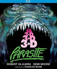 Parasite Special Edition Blu-Ray | 3D And 2D Versions | Horror
