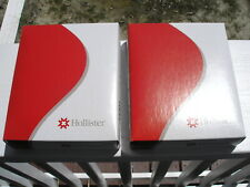 2 Boxes 10 Wafers Total Hollister 14204 Wafer Skin Barriers Expire 1 25