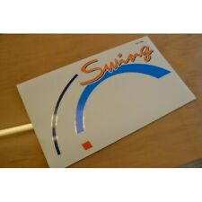 HYMER Camp Swing Motorhome Bonnet Sticker Decal Graphic - SINGLE