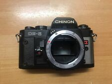 Chinon CE-5 35mm SLR Film Camera Body - See Description