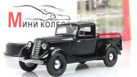 Gaz-M-415 Pic-up USSR Soviet Auto Legends Diecast Model DeAgostini 1:43 #80