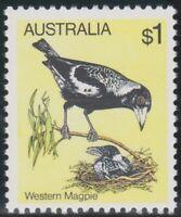Australia Post - 1980 Design Set - MNH - Australian Birds 02 - SG734/740