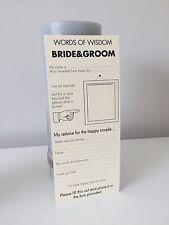 WEDDING TABLE TRIVIA - WEDDING STATIONARY - FUN FOR TABLES X10