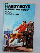 HARDY BOYS 25 - Hunting for Hidden Gold by Franklin Dixon - VGUC