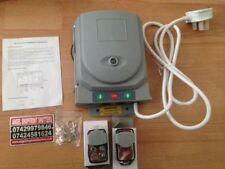 Multi Channel Neco Roller Shutter Garage Door Remote Control 2 Fobs