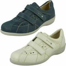Ladies Easy B Casual Flat Shoes 'Cynthia'