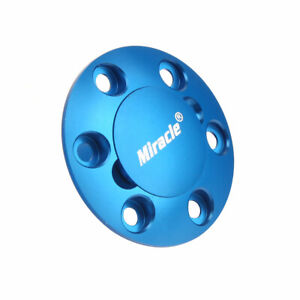1 PC Miracle Hobby Aluminum Anodized Round Fuel Dot Accessories For RC plane