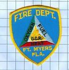 Fire Patch - Ft. Myers Oxygen Fuel U.C.R