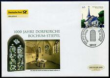 BRD 2008 FDC Mi-Nr. 2646: 1000 Jahre Dorfkirche von Bochum-Stiepel