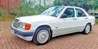 CLASSIC RARE MERCEDES 190E AUTOMATIC LOW MILEAGE 31K ONLY